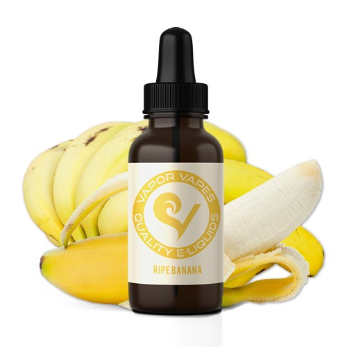 ripe banana e-juice