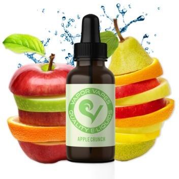 apple crunch e-juice
