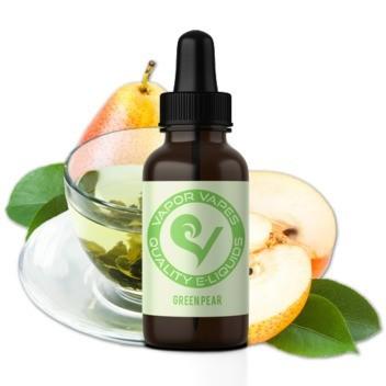 green pear e-juice