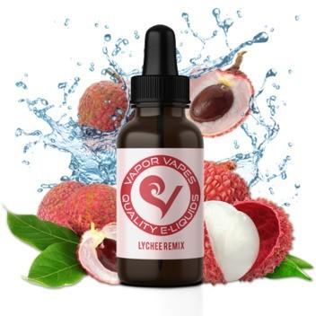 lychee remix e-juice