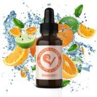 orange burst e-juice