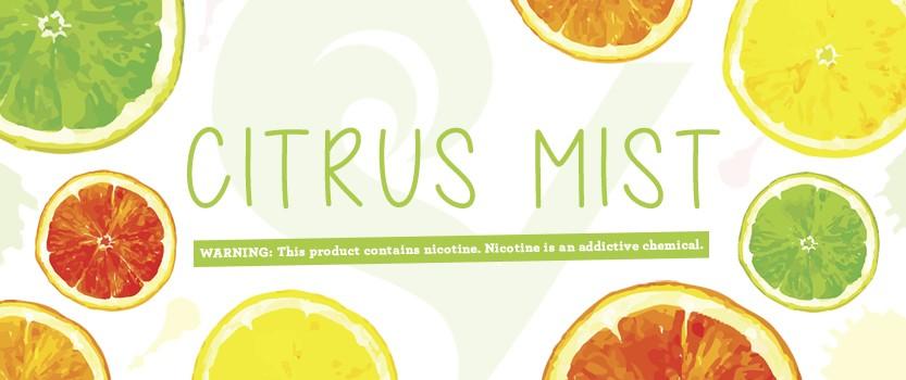 Citrus Mist Banner