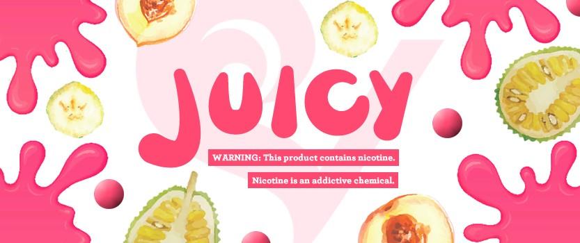 juicy e-juice