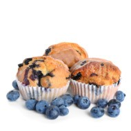 Blueberry Muffin DIY