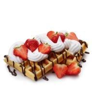 Breakfast Waffle DIY