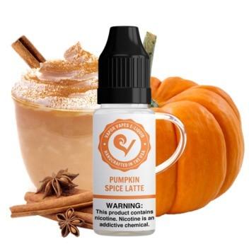Pumpkin Spice Latte E-Juice
