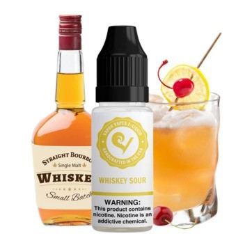 Whiskey Sour E-Juice